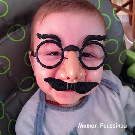 Poussinet à moustaches