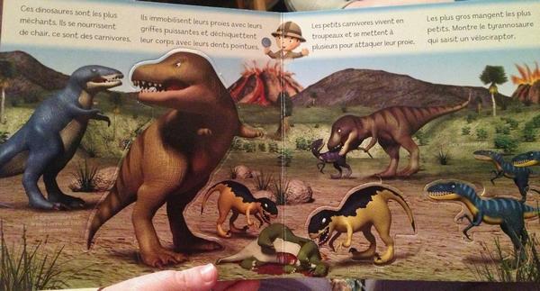 dinosaures carnivores