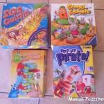 Un enfant de 4 ans ça joue énormément – Petite sélection de jeux de société