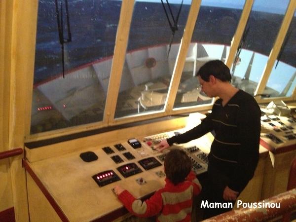 quarium mare nostrum montpellier simulation navigation