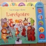 L'orchestre – Livre pour enfants