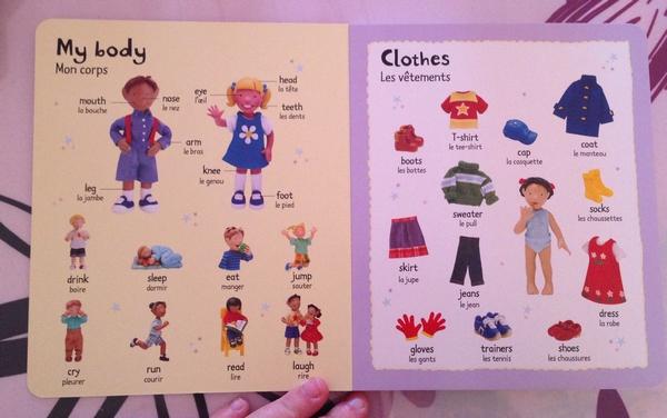 libre anglais pour les petits