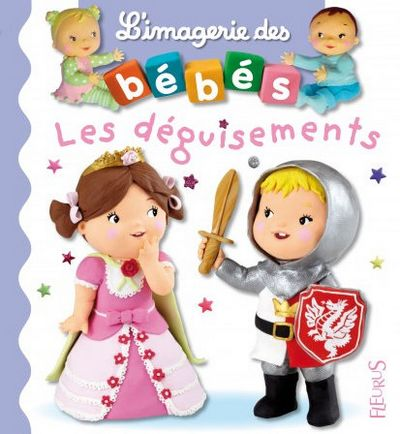 Collection L'imagerie des bébés de Fleurus – Cadeau Happy Bloggi'Birthday #4
