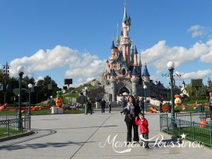 Un Halloween magique à Disneyland Paris