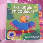 La jungle en couleurs – Livre pour enfants