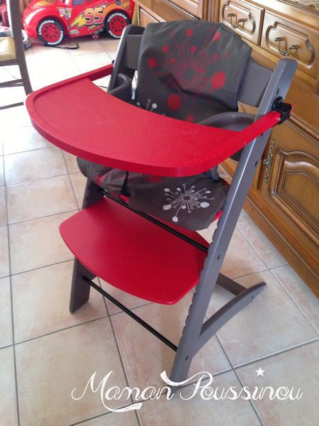 chaise bois évolutive badabulle