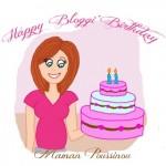 2 bougies à souffler – Happy Bloggi'Birthday