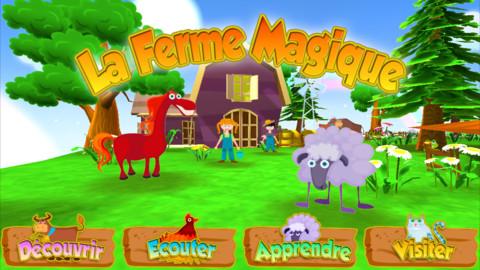 La ferme magique et Dinos Dodo – Applis pour enfants – Cadeaux Happy Bloggi'Birthday #1