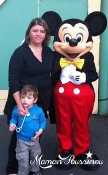 rencontrer Mickey