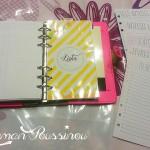 DIY : De jolies listes et le mois d'octobre sur 2 pages à imprimer pour vos agendas (Filofax) #3