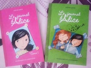 Le Journal d'Alice – Livres pour enfants