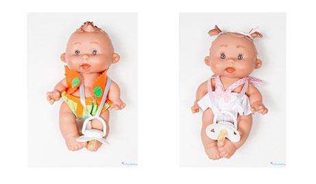 pepotes poupees pour bebe