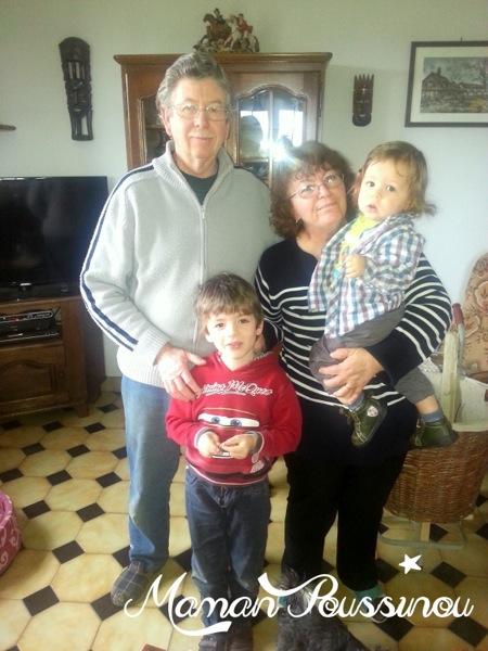 Poussinous-et-grands-parents