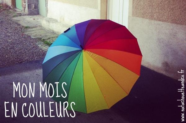 Notre mois en couleurs – FEVRIER