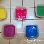 DIY – De la peinture à doigts maison
