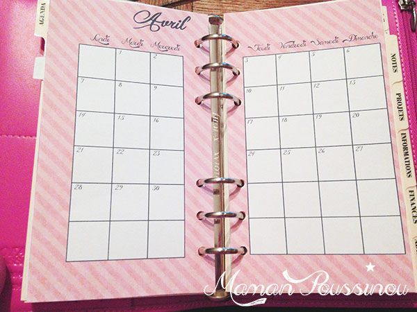 avril 2 pages