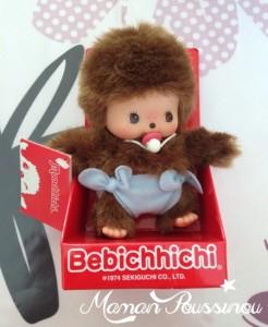 Monchhichi, le Kiki de tous les Kiki a 40 ans