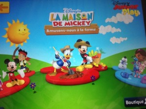 Disney Junior Play – Appli pour enfants
