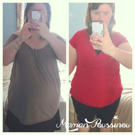 Mon défi : perdre du poids avec Weight Watchers