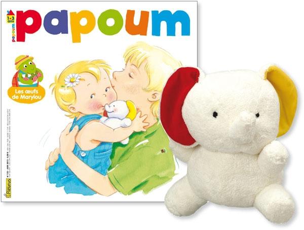 Papoum + doudou86