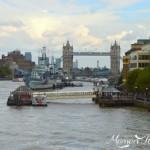 Londres en amoureux – 1ère partie, le départ en mode touriste