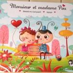 Monsieur et Madame Pou – Livre pour enfants