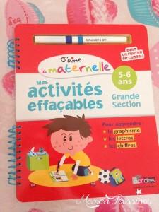 L'école à la maison – Des livres pour apprendre en maternelle