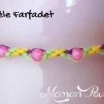 DIY Comment faire des bracelets brésiliens – Nœuds et modèles