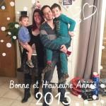 Au revoir 2014, bonjour 2015 – Bilan et projets dedans…