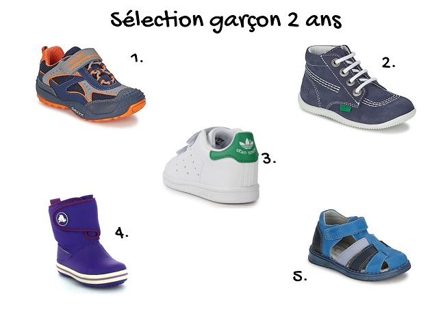selection-chaussures-garcon-2-ans