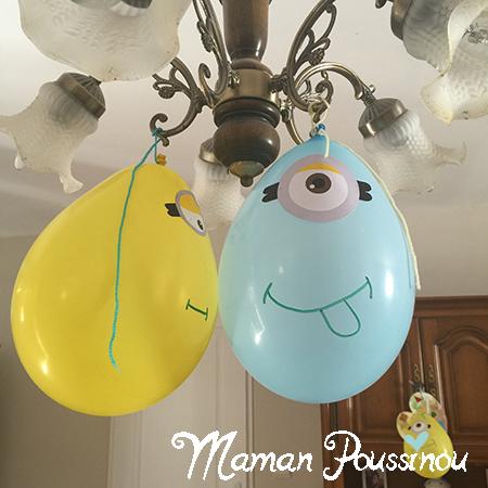 ballons-minions