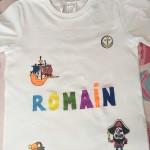 DIY : Customise ton T-shirt avec des feutres et des tampons