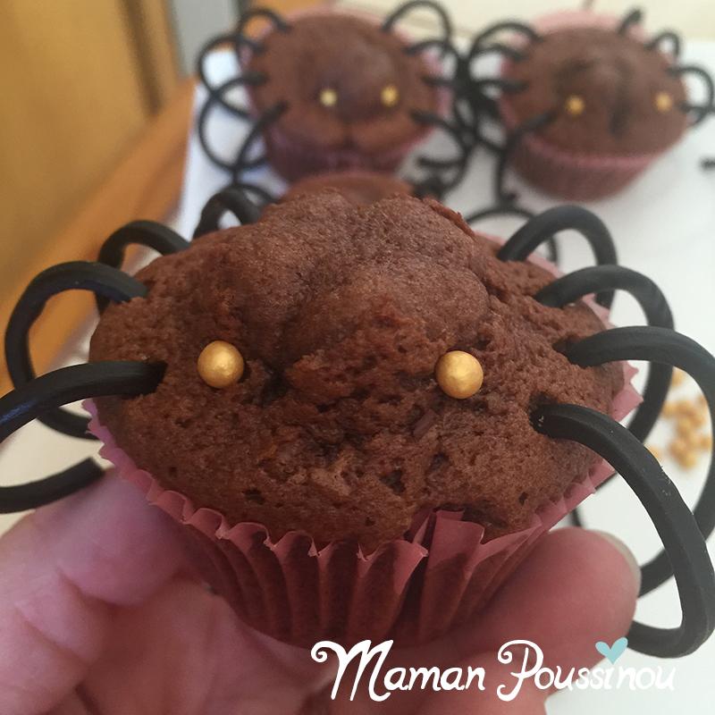 DIY : Un goûter pour Halloween (et des petits monstres effrayants)