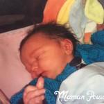 Les coliques de Poussinet quand il était bébé
