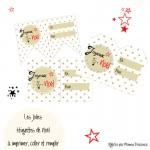DIY – Kit de Noël à imprimer