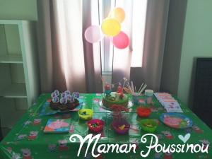 7 ans et un anniversaire suprise sur le thème Peppa Pig – #HappyPeppaPigParty