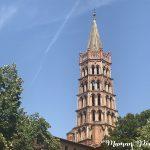 Une demi-journée à Toulouse – Jour 1