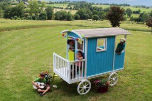 Créer un espace de jeux pour les enfants dans le jardin
