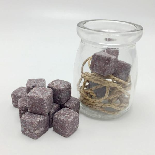 pierres whisky granit rose