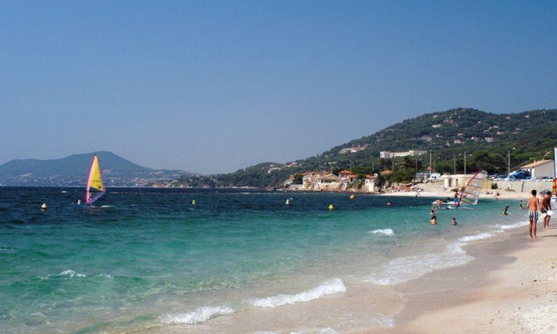 Plage Côte d'Azur