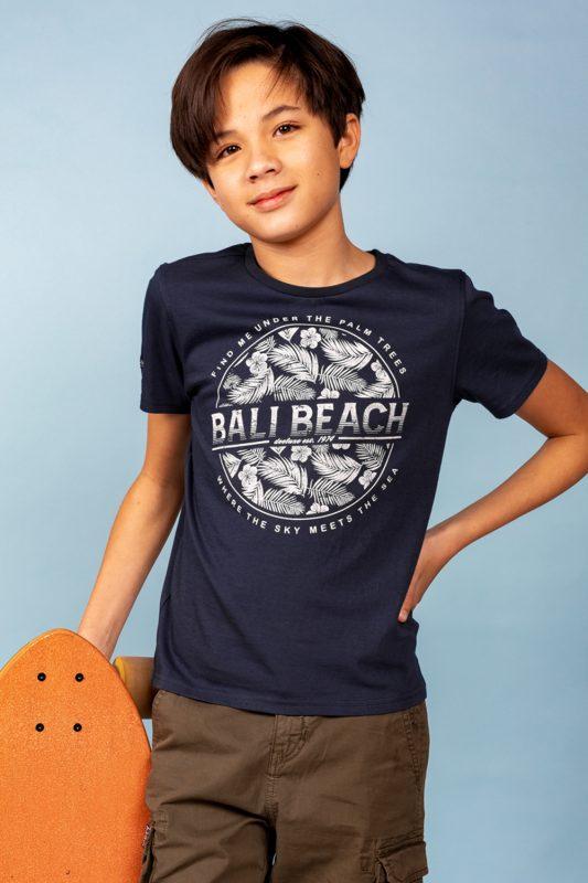 jolis t-shirts tête de mort garçons pour cet été