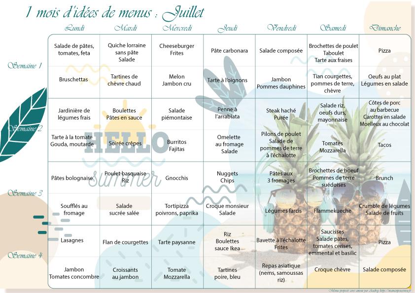 1-mois-idées-menus-juillet