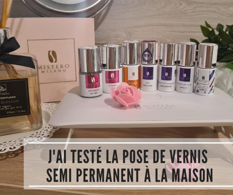 Read more about the article J'ai testé la pose de vernis semi permanent à la maison
