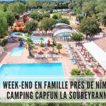 Week-end en famille au camping Capfun près de Nîmes (Gard)